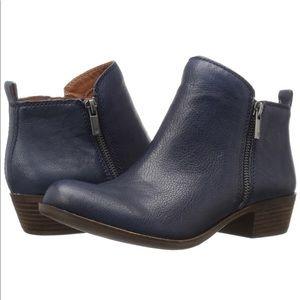 Lucky Brand Basel Boot - Indigo